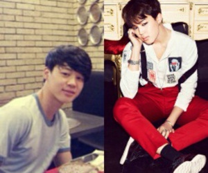 bts, predebut, and jimin image