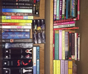 books, harry potter, and home image