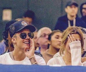 hailey baldwin and justin bieber image