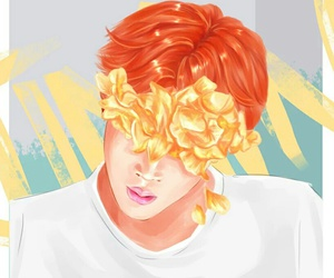 fanart, kpop, and bts image