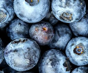 blue, blueberry, and fruit image