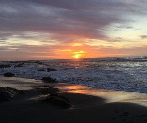 beach, chile, and lovely image