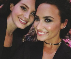demi lovato, lana del rey, and demi image