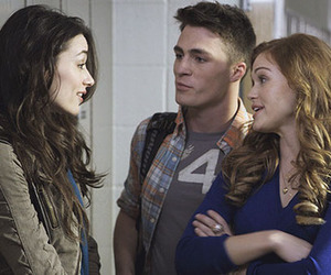 teen wolf, allison argent, and jackson image