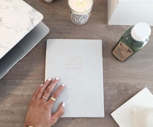 2016, hand, and notes image