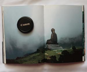 book, Buddha, and canon image
