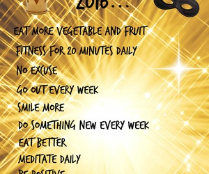 2016, new year, and new you image