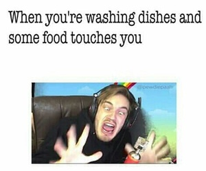 funny, lol, and pewdiepie image