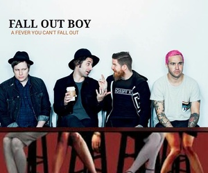fall out boy, music, and panic! at the disco image
