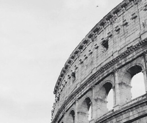 blanco y negro, roma, and fondos image
