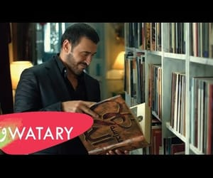 video, كاظم الساهر, and نزار قباني image