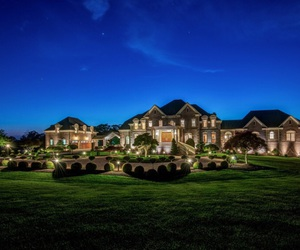 house, beautiful, and dream home image