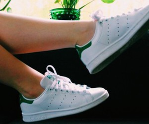 stan smith, adidas, and fashion image