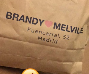 madrid, brandy melville, and bag image