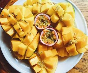 food, fruit, and mango image