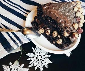 cake, make, and nutella image