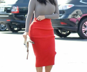 fashion, kim kardashian, and kim image