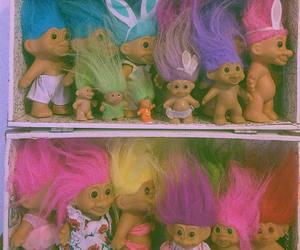 dolls and trolls image
