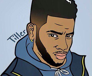 bae, trapsoul, and bryson tiller image