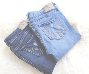 hollister, fashion, and jeans image