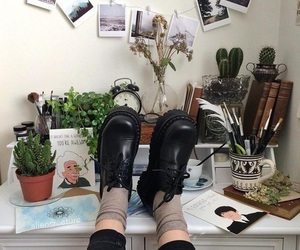 plants, aesthetic, and grunge image