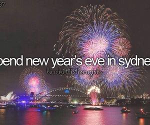 Sydney and bucketlist image