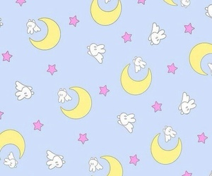 wallpaper, sailor moon, and background image