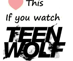 teen wolf, heart, and dylan o'brien image