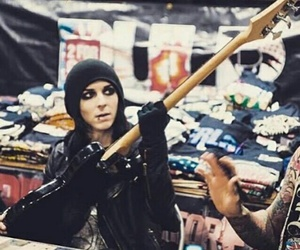 guitar and ricky horror image