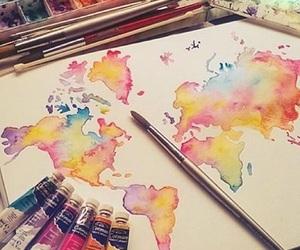 world, art, and travel image