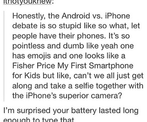 android, roasted, and 📱 image