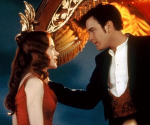 moulin rouge, ewan mcgregor, and Nicole Kidman image