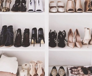 shoes, goals, and heels image