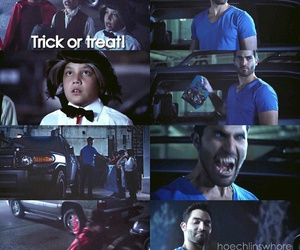 Halloween, werewolf, and derek hale image