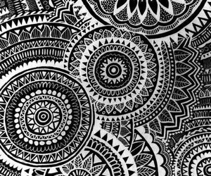 mandala, wallpaper, and art image