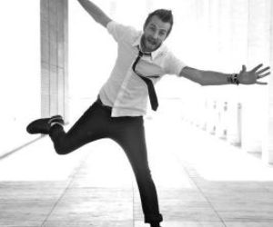 black and white, jeremy davis, and paramore image