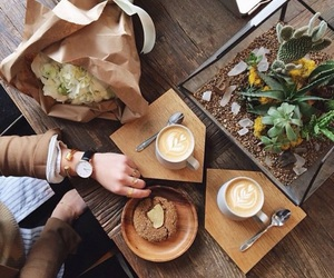 coffee, food, and style image