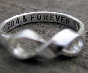 forever, ring, and infinity image
