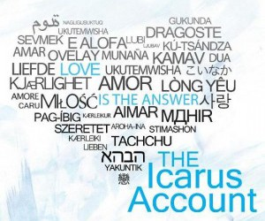 the icarus account and love image