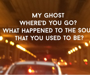 ghost, Lyrics, and quotes image