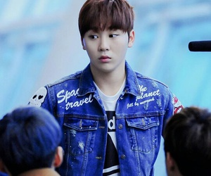 kpop, Seventeen, and say the name image