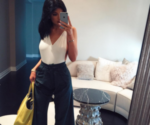 kylie jenner and outfit image