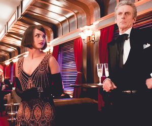 doctor who, dw, and clara oswald image