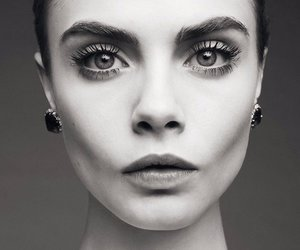 model, cara delevingne, and cara image