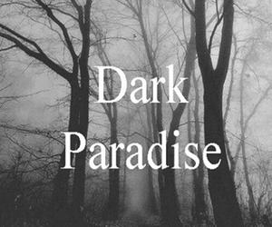 alone, lana, and paradise image