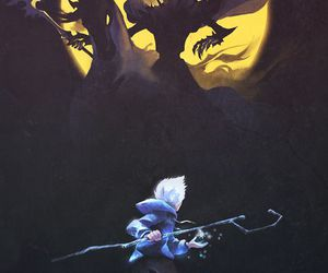 jack frost, pitch, and rotg image