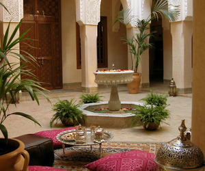 house and morocco image