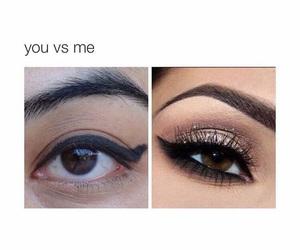 Best, eyeliner, and girly image
