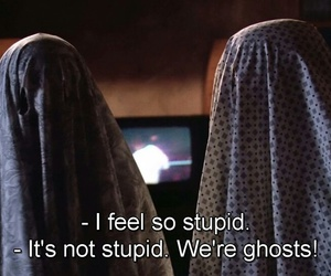 ghost, beetlejuice, and guys image