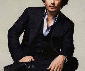 actor, johnny, and johnny depp image